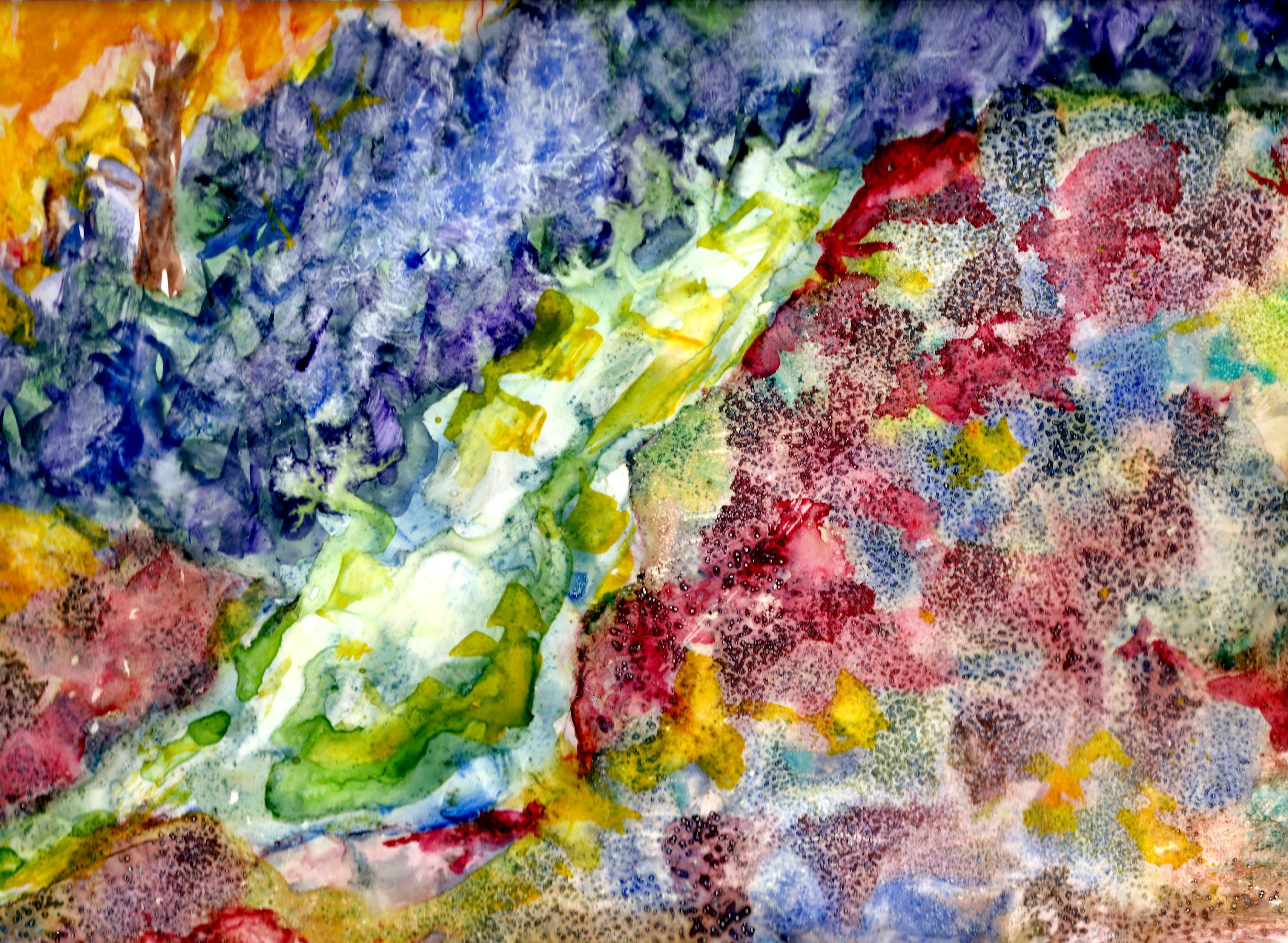 Shades of Seurat