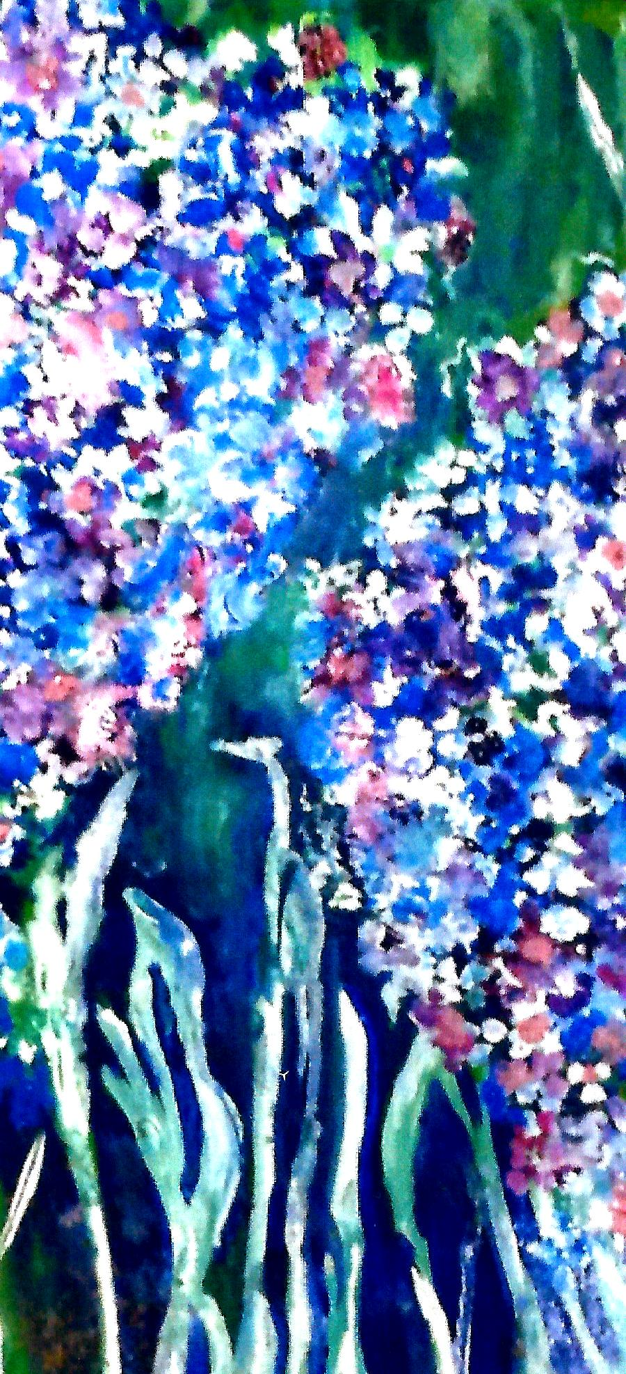 Carmela's Lilacs again again again